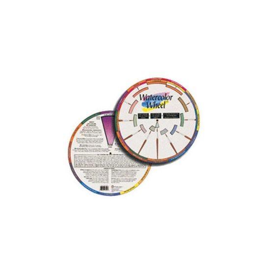 Watercolour Wheel