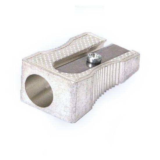 Jakar Metal Pencil Sharpener Single Hole Wedge 5013