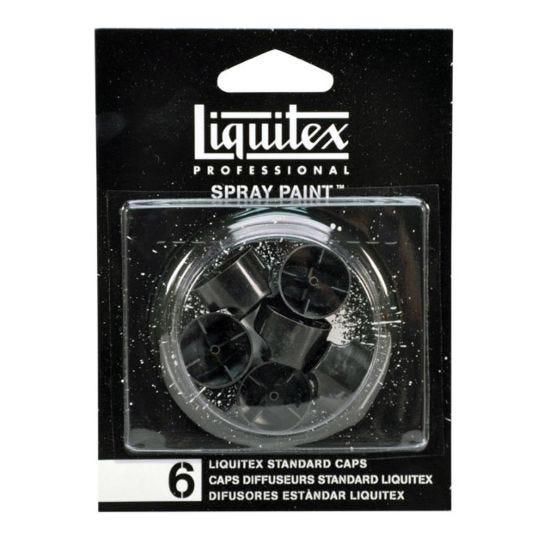 Liquitex Professional Spray Paint Standard Caps Pack
