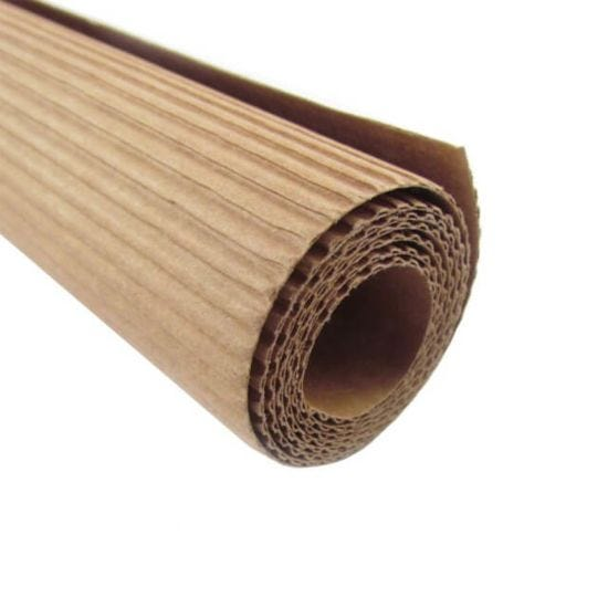Clairefontaine Corrugated Kraft Roll 50cm x 70cm 300g