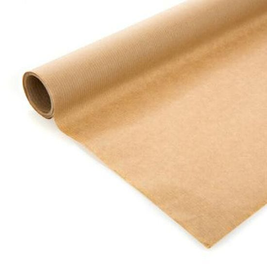 Clairefontaine Recycled Brown Kraft Paper Roll 3m x 70cm 60gsm