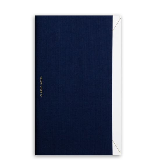 Octaevo Classic Blue Plain Notebook No 2