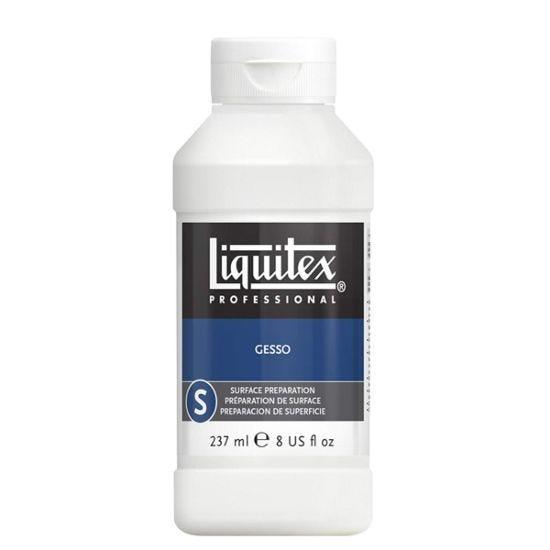 Liquitex Professional White Acrylic Gesso 237ml - 8oz