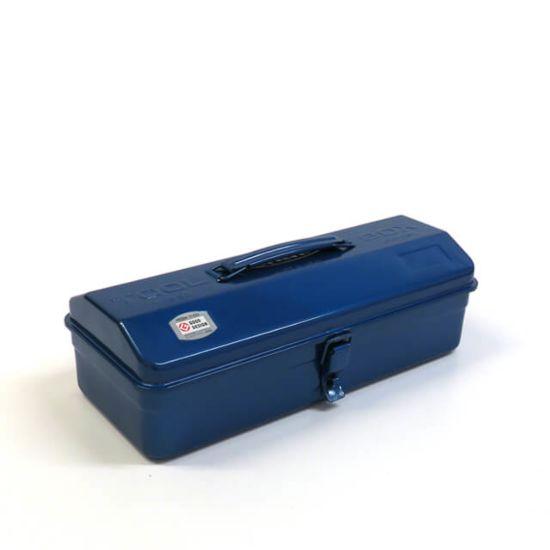 Toyo Steel Trunk Type Tool Box Y350 Blue