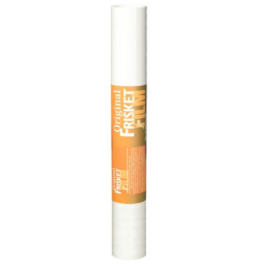 Frisket Film Adhesive Gloss Vinyl Roll