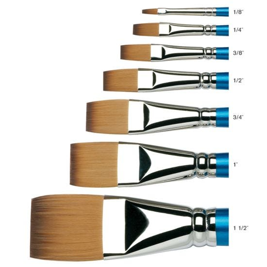 Winsor & Newton Cotman Series 666 One Stroke Brush