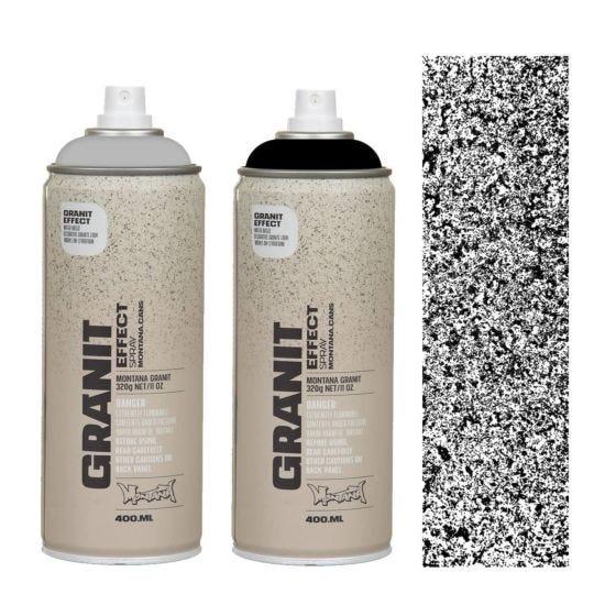 Montana GRANIT EFFECT Spray 400ml