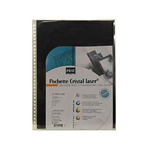 Prat Paris Cristal Laser 502 Sleeves (Pack of 10)