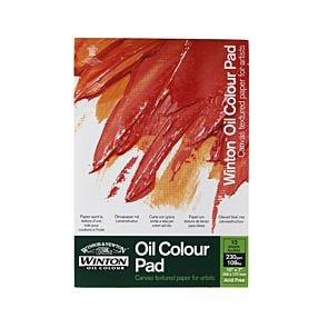 Winsor & Newton Winton Oil Colour Pad
