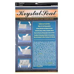 Seawhite Krystal Seal Sleeves (Pack of 25) A2