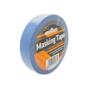14-Day Clean Peel Masking Tape 25mm x 50m
