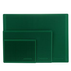 West Double Sided Green Cutting Mat Self Healing | London Graphic Centre