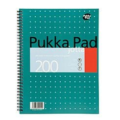 Pukka Jotta Notepad A4 200 Pages Front | London Graphic Centre