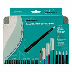 Manuscript Deluxe Calligraphy Compendium Set