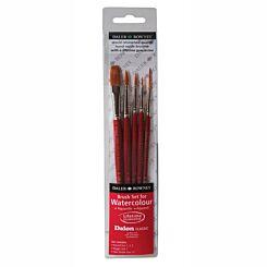 Dalon Classic Watercolour Brush Set