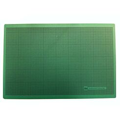 West Double Sided Green Cutting Mat A4 Self Healing | London Graphic Centre