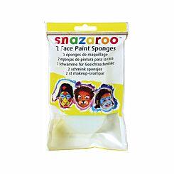 Snazaroo High Density Sponge 2 Pack