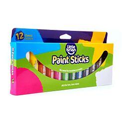 Little Brian 12 Standard Paint Sticks