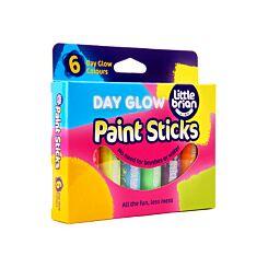 Little Brian 6 Day Glow Paint Sticks