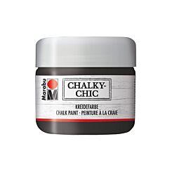 Marabu Chalky-Chic 225ml Ebony