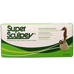 Super Sculpey Modelling Clay 454g (1lb)
