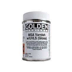 Golden 119ml MSA Varnish Gloss