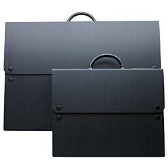 Plax Systems Portfolio Black Sizes | London Graphic Centre