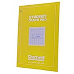 Chartwell Student Graph Pad A4 5mm Isometric