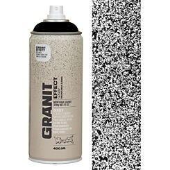 Montana GRANIT EFFECT Spray 400ml - Black - EG9000