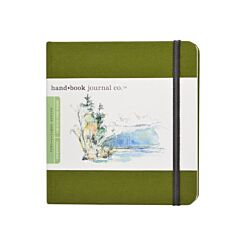 Hand Book Journal Square