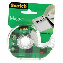 3M Magic Scotch Tape Dispenser Front | London Graphic Centre