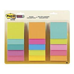 Post-it Notes Waterfall Collection Front | London Graphic Centre
