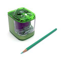 Jakar Battery Powered Mechanical Pencil Sharpener Green
