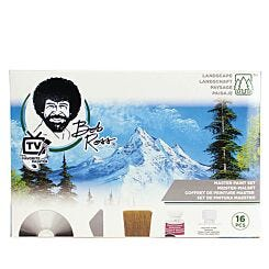 Bob Ross Master Oil Painting Set Front
