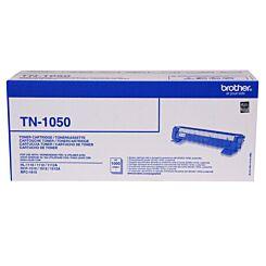 Brother Laser Toner Cartridge TN1050 Single Black Front London Graphic Centre