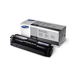 Samsung Inkjet Toner Cartridge K504S Single Black Front London Graphic Centre
