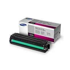 Samsung Inkjet Toner Cartridge M504S Single Magenta Front London Graphic Centre