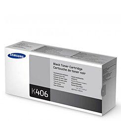 Samsung Inkjet Toner Cartridge CLT-K406S Single Black Box | London Graphic Centre