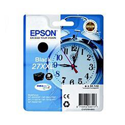 Epson Printer Ink Cartridge T2791XXL Alarm Clock Single Black Box London Graphic Centre