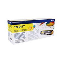 Brother Laser Toner Cartridge TN241Y Single Yellow Box London Graphic Centre