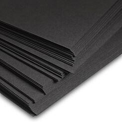Seawhite Recycled Black Card 300gsm