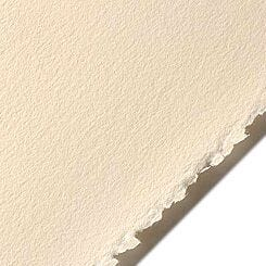 Stonehenge Cotton Sheet 250gsm 22x30 inches Cream