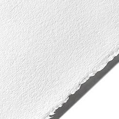 Stonehenge Cotton Sheet 250gsm 22x30 inches Polar White