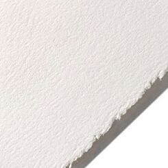 Stonehenge Cotton Sheet 250gsm 22x30 inches White