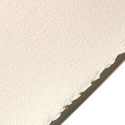 Stonehenge Cotton Sheet 250gsm 22x30 inches Warm White