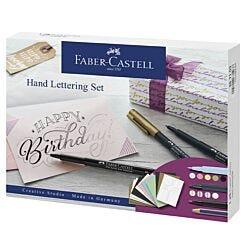 Faber-Castell Hand Lettering Pen Gift Set Box