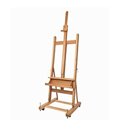 Mabef M06 Wooden  Studio Easel Front | London Graphic Centre
