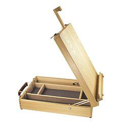 Daler-Rowney Edinburgh Box Table Easel Side