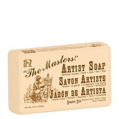 The Masters Artists Hand Soap 127g Bar | London Graphic Centre