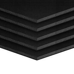 Seawhite Box of Black Foamboard 5mm Side | London Graphic Centre